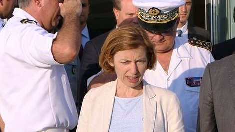 Visit of the French minister of armed forces Florence Parly to Cyprus (...)