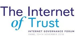 Internet Governance Forum, Paris, 12-14 November 2018