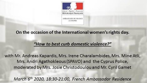 Debate on the occasion of the international Women's rights day: How to best (...)