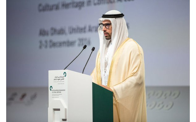 Mohamed Khalifa Al Mubarak, président de Abu Dhabi Tourism & Culture Authority © DR